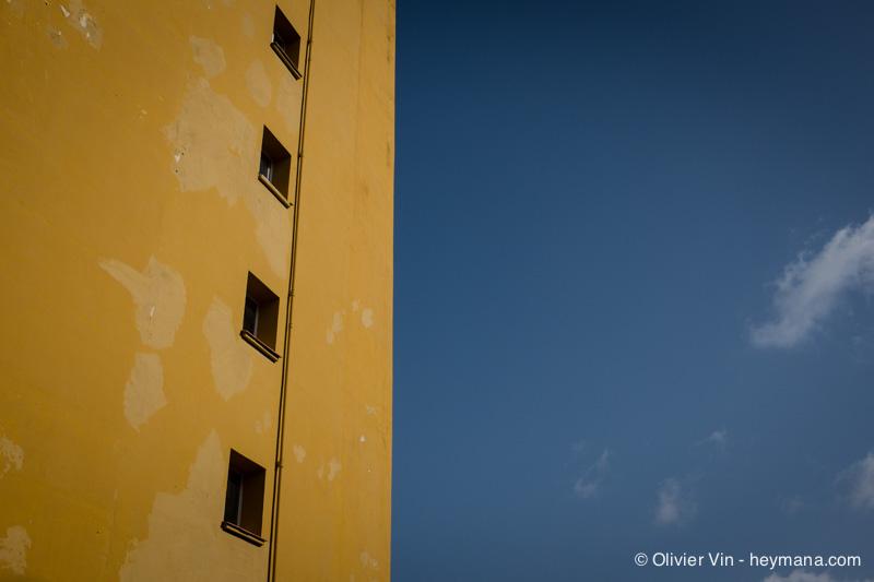 Empty Hostel